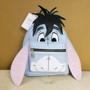 Eeyore Loungefly Disney Mini Backpack NEW